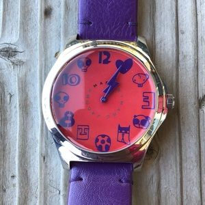 Rare Marc Jacobs Watch in EUC!